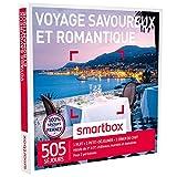 SMARTBOX - Coffret Cadeau - VOYAGE SAVOUREUX ET ROMANTIQUE - 505 séjours : hôtels de 3* à 5*, châteaux, manoirs et domaines