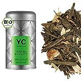 Yang Chai Grüner tee Premium Bio Grün Tee Sencha Dynasty (90 g)