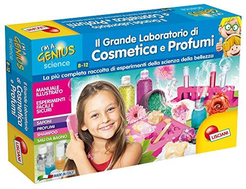 lisciani-giochi-56385-piccolo-genio-il-grande-laboratorio-di-cosmesi-e-profumi