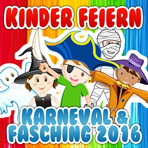 Kinder feiern Karneval & Fasching 2016 (Kinder Karneval Für)