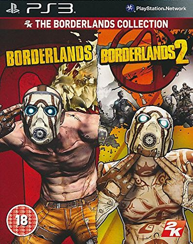 Borderlands Collection 1 + 2 PS3 (edizione Regno Unito)