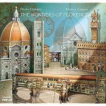 The wonders of Florence. Libro pop-up. Ediz. illustrata (Libri illustrati)
