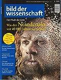Bild der Wissenschaft 5 2016 Der Fluch der Gene Was den Neandertaler vor 40000 Jahren vernichtete Zeitschrift Magazin Einzelheft Heft - Diverse