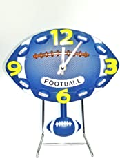 Table Clock Black