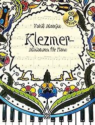 Klezmer - Miniaturen für Piano (Buch/CD)