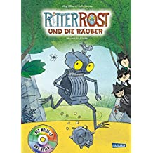 Ritter Rost und die Räuber: Buch mit CD