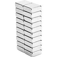 Yizhet Puissant Aimant néodyme Super Fort pour Bricolage pour Panneaux Mur, réfrigérateur, Tableau Blanc - Aimant…