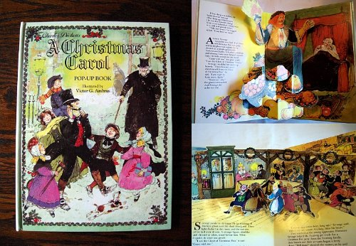 A Christmas carol : pop-up book