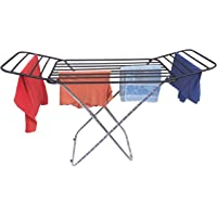VIMART® RUSTPROOF Cloth Dryer Stand for Balcony and Tarrace Bed Type for Extra Sunlight Exposure for Cloth Space Saving VIMART Cloth Dryer