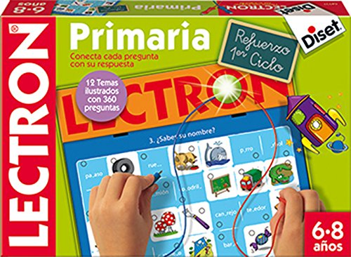 Diset Lectron - Primer Ciclo de Primaria, Juguete Educativo 64937