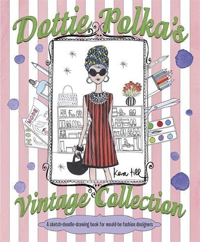 Dottie Polka's Vintage Collection Polka Dottie