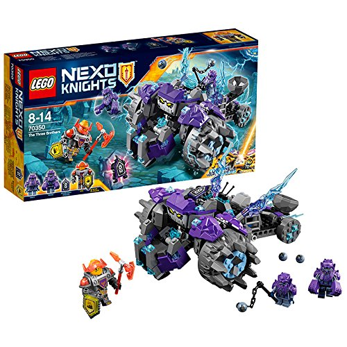 LEGO 70350 ``The Three Brothers`` Building Toy
