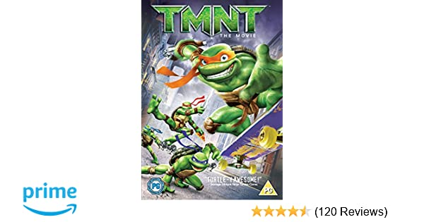 6614daebc TMNT - Teenage Mutant Ninja Turtles (2007) [DVD]: Amazon.co.uk: Sarah  Michelle Gellar, Chris Evans, Kevin Smith, Laurence Fishburne, Kevin  Munroe: DVD ...