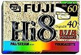 Fuji ME 60 min Hi8-Videokassette