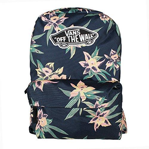 Imagen de vans realm backpack  tipo casual, 42 cm, 22 liters, varios colores fall tropics