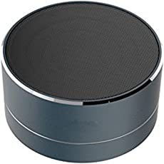 Qualtos BON03 Metal Wireless Bluetooth Speaker for Honor 9 lite & one Plus 5t Mobile