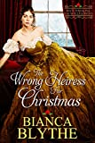 The Wrong Heiress for Christmas (Matchmaking for Wallflowers Book 6)