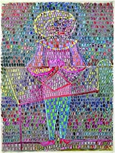 Editions Ricordi 5901N32064 - Puzzle de 1500 Piezas del Cuadro Muchacho en un Traje Divertido de Paul Klee