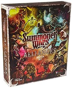 Summoner Wars: Alliances Master Set [Import allemand]