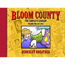 Bloom County: The Complete Library Vol. 1 Limited Signed Edition by Berkeley Breathed (2010-05-11)
