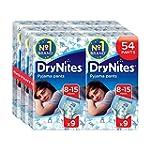 Huggies DryNites Boys Pants 8-15 Year...