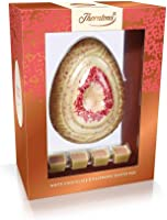 Thorntons White Chocolate & Raspberry Easter Egg, 318 g