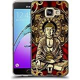Head Case Designs Bouddha S'asseyé De Bangkok Buddha Étui Coque en Gel molle pour Samsung Galaxy A3 (2016)