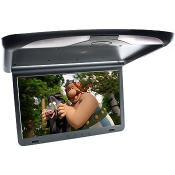 17.3 mit HDMI-Eingang AMPIRE OHV173-HD Full-HD Deckenmonitor 44.2cm