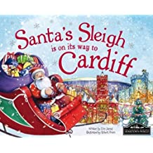 Santa's Sleigh is on its Way to Cardiff