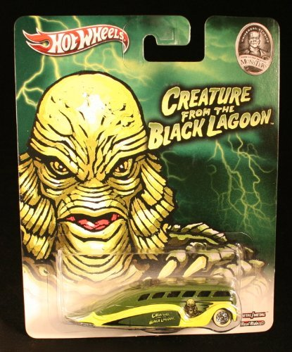 LOW FLOW * THE CREATURE FROM THE BLACK LAGOON / UNIVERSAL STUDIOS -
