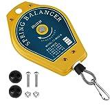 Retráctil Spring Balancer Tool Holder Colgando 0.5-1.5kg para línea de ensamblaje
