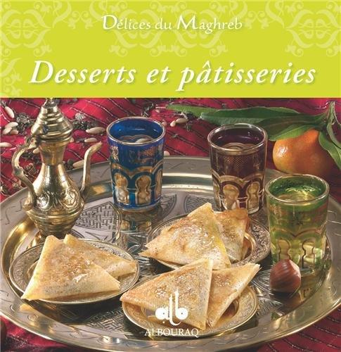 Desserts et pâtisseries par Collectif d'auteurs