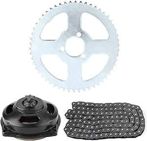 T8f Ketten 6t Getriebe Kettenradsatz Antriebssystem Für Mini Motorrad 47cc 49cc Auto