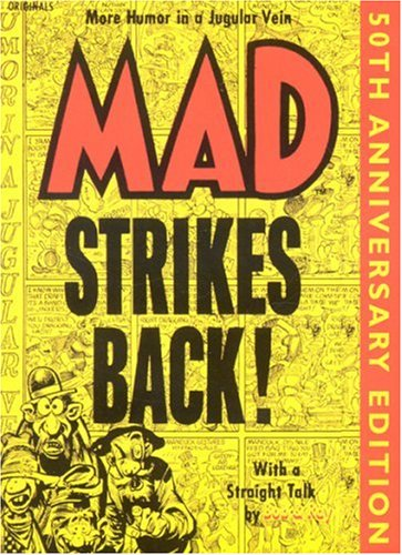 Mad Strikes Back: The Mad Reader: 2