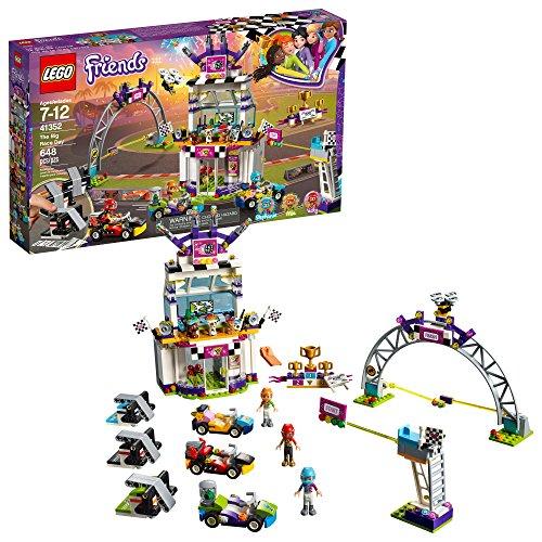 Lego Friends Das Große Rennen 41352 (648 Piece)