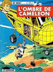 Ric Hochet, tome 4 : L'Ombre de Caméléon