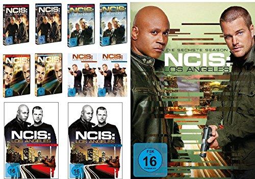 Seasons 1-6 (36 DVDs)