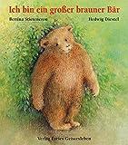 Ich bin ein großer brauner Bär