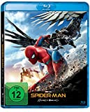 Spider-Man Homecoming Blu-ray DVD