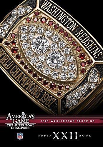 NFL America's Game: 1987 REDSKINS (Super Bowl XXII) by Vivendi