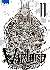 Warlord Edition simple Tome 11