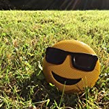 Jam Audio Jamoji Emoji Bluetooth Speaker - Sunglasses