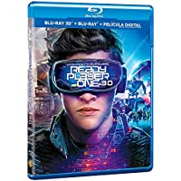 Ready Player One Blu-Ray 3d+2d