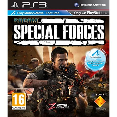[Import Anglais]SOCOM Special Forces (Move Compatible) Game