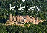 Heidelberg (Wandkalender 2019 DIN A4 quer): Romantische Stadt am Neckar im Wandel der Jahreszeiten (Monatskalender, 14 Seiten ) (CALVENDO Orte) - CALVENDO