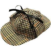 Le chapeau emblématique du plus célèbre détective Anglais Sherlock Holmes. Elementaire mon cher Watson et c'est idéal pour les enterrements de vie de garçon ou de jeune fille.