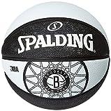 SPALDING NBA Brooklyn Nets Spurs Team Balón de Baloncesto