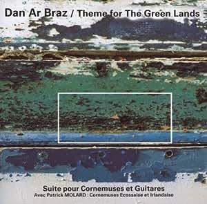 Theme For the Green Lands / Dan Ar Braz KMCD 48