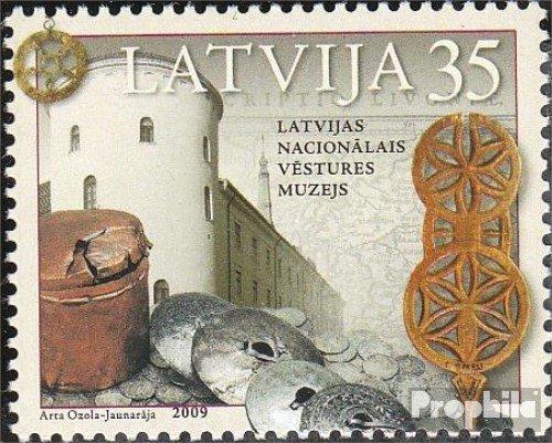 Prophila Collection Lettland 759 (kompl.Ausg.) 2009 Geschichte (Briefmarken für Sammler)