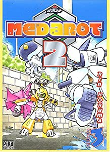 Medarot 2 Edition simple Tome 3